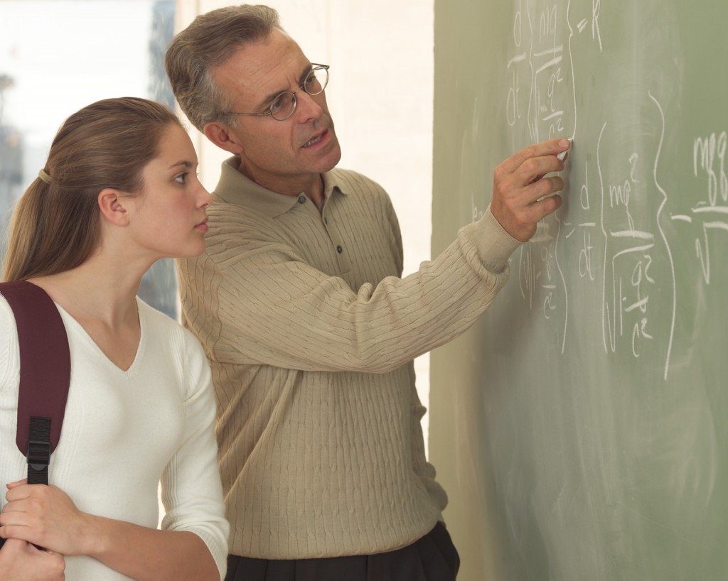 Math Teaching Assisting Student 2003